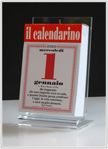 Espositore Calendarino